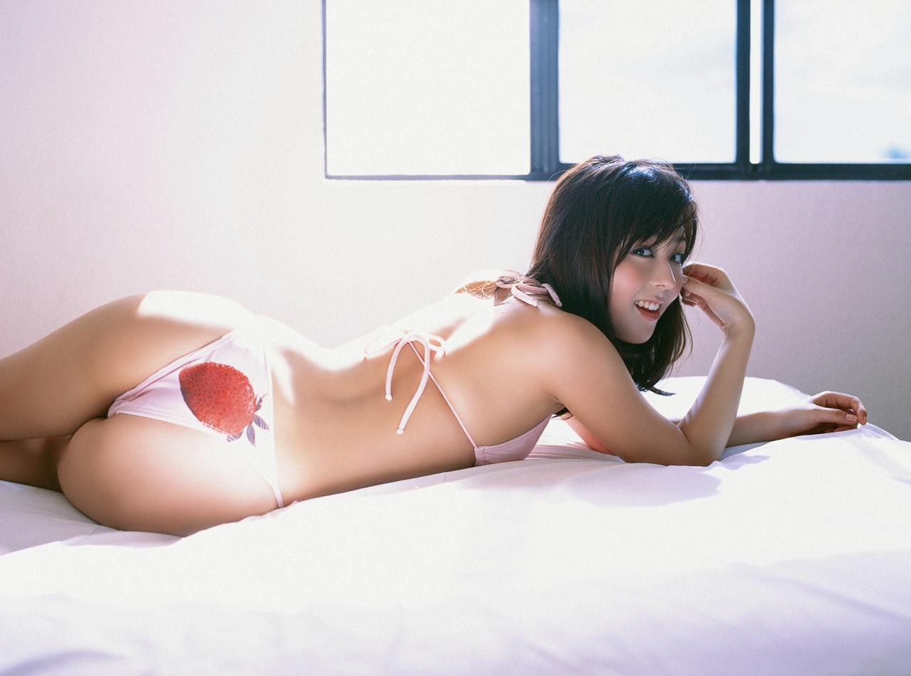 伊藤えみさんのビキニ